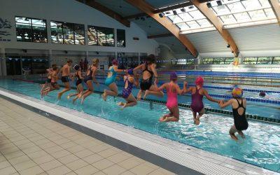 Zwiększony limit na basenach